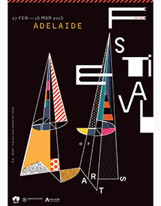 Adelaide Festival 2015 program