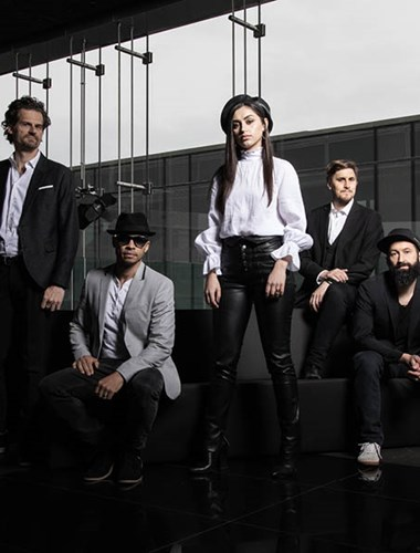 The Parov Stelar Band image